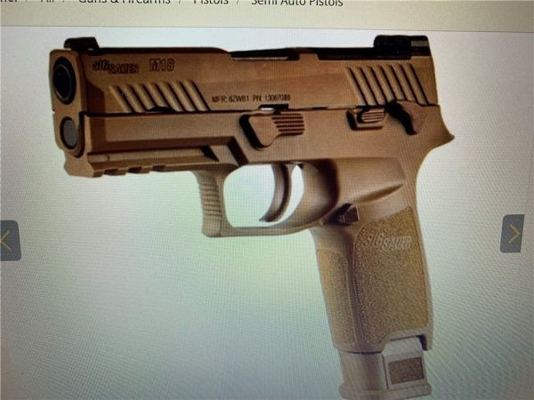 SIG SAUER M18 for sale