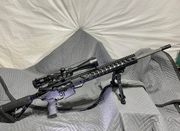 AR-15 in .224 Valkyrie